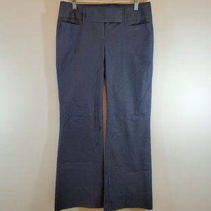 LOFT Marissa Subtle Pinstripe Pants